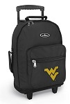 West Virginia University WVU Rolling Backpack