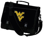 West Virginia University WVU Messenger Bags NCAA
