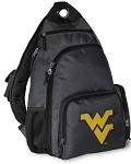 West Virginia University WVU Sling Backpack