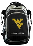West Virginia University WVU Harrow Field Hockey Backpack