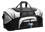 South Carolina Flag Duffel Bags or South Carolina Gym Bags