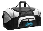 Blue Crab Duffel Bags or Blue Crabs Gym Bags