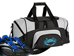Small Blue Crab Gym Bag or Small Blue Crabs Duffel