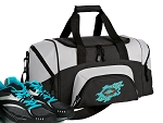 Small Christian Gym Bag or Small Christian Theme Duffel