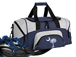 SMALL South Carolina Gym Bag South Carolina Duffle Navy
