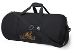 Peace Frogs Duffel Bags