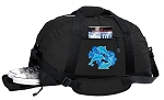DOLPHINS Duffel Bag with Shoe Pocket