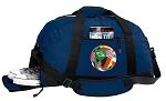 Soccer Duffle Bag w/ Shoe Pocket