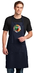 Soccer Apron LARGE Navy