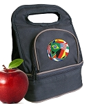 Soccer Lunch Bag 2 Section