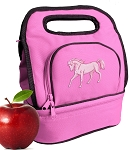 Cute Horse Lunch Bag Girls or Ladies