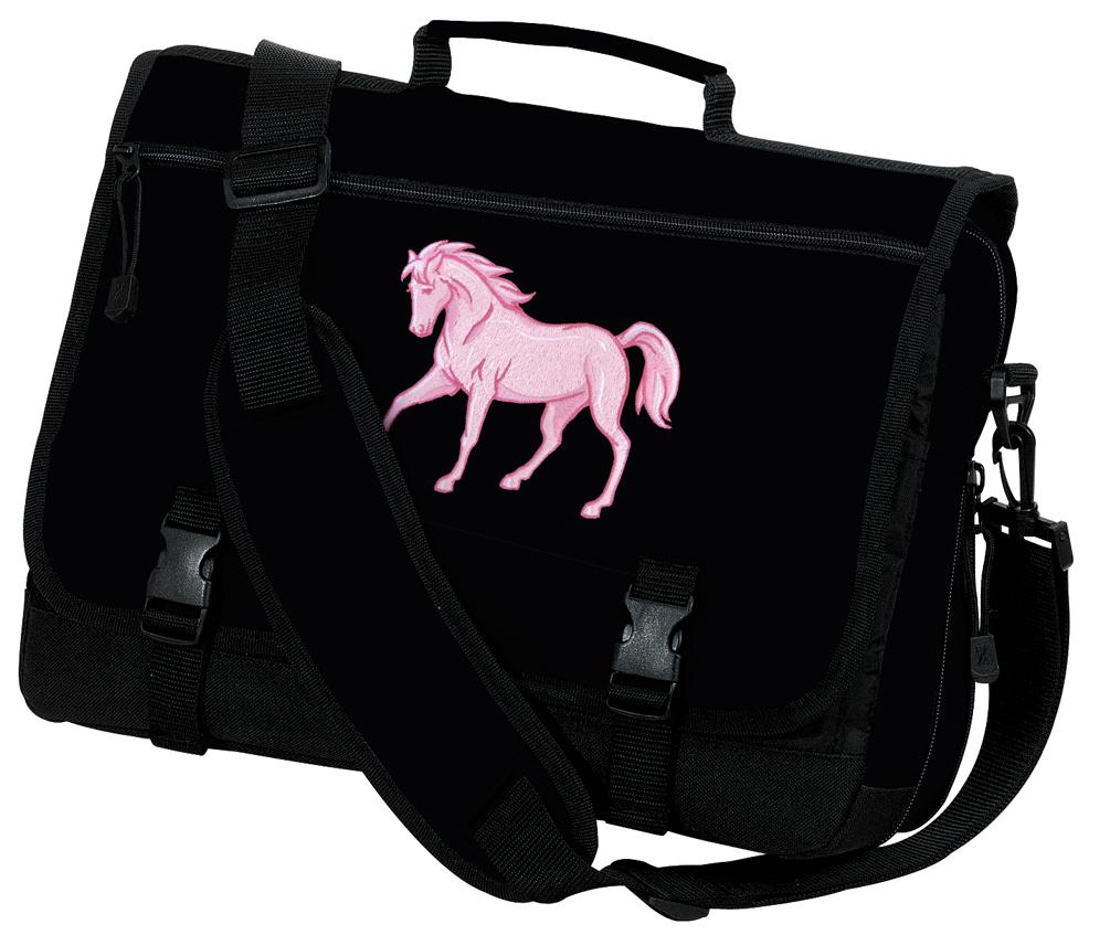9b6c4ffe872 Cute Horse Messenger Bags