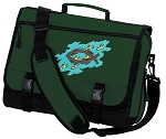 Christian Messenger Bag Green