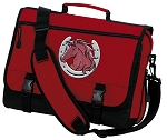 Horse Messenger Bag Red
