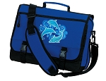 DOLPHINS Messenger Bag Royal