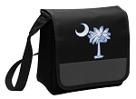 South Carolina Lunch Bag Cooler Black