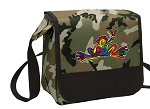 Peace Frogs Lunch Bag Cooler Camo