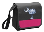 South Carolina Lunch Bag Cooler Pink
