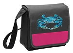 BLUE CRAB Lunch Bag Cooler Pink