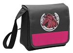 Horse Lunch Bag Cooler Pink