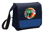 Soccer Lunch Bag Tote