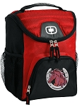 Horse Best Lunch Bag Cooler Red