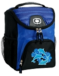 DOLPHINS Best Lunch Bag Cooler Blue