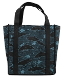 Dolphins Reusable Grocery or Shopping Bags