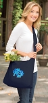 DOLPHIN Tote Bag Sling Style Navy
