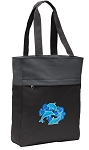 DOLPHIN Tote Bag Everyday Carryall Black