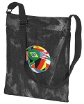 Soccer CrossBody Bag COOL Hippy Bag