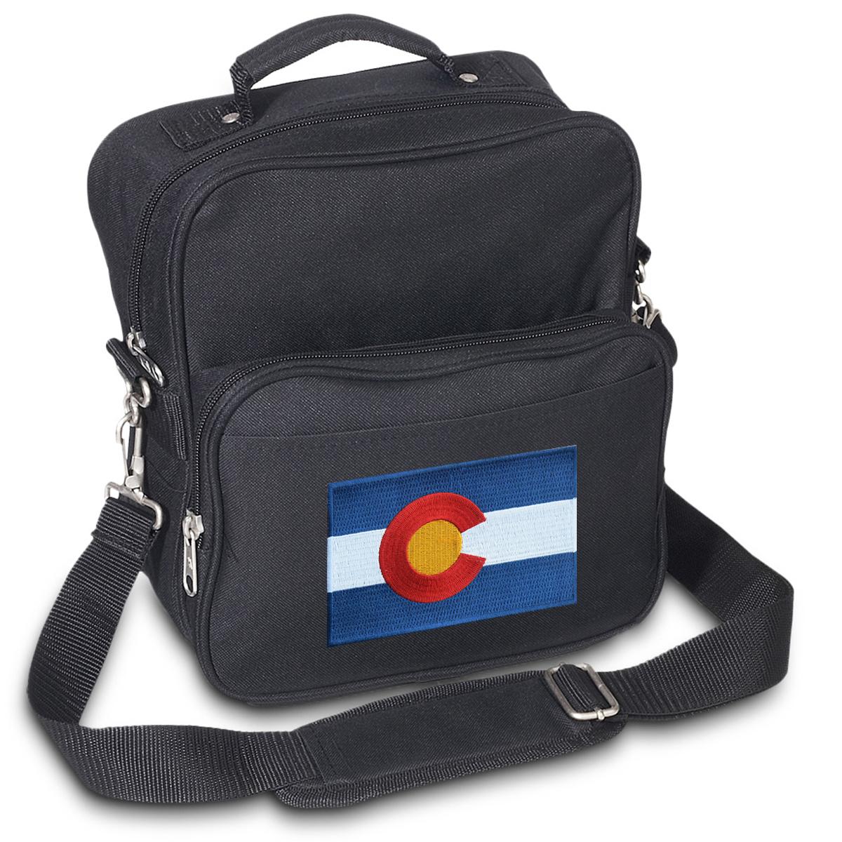 Colorado Small Utility Messenger Bag Or Travel