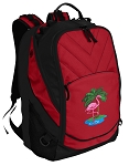 Flamingo Laptop Computer Backpack