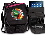 Soccer Tablet Bags & Cases Pink