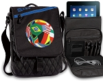 Soccer Tablet Bags & Cases Blue