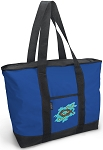Christian Tote Bag Blue