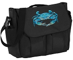 BLUE CRAB Diaper Bag