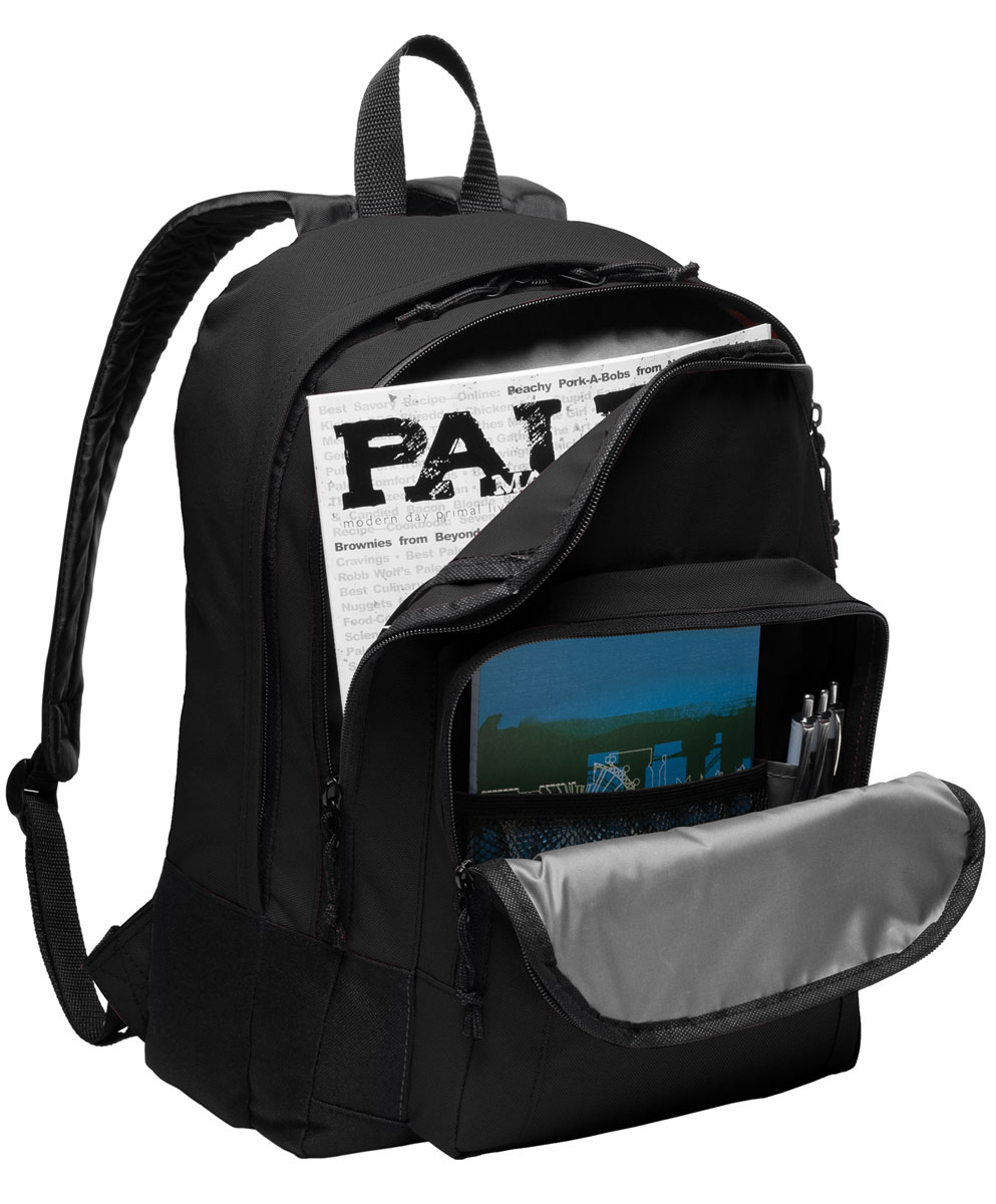 Broad Bay McNeese State Cowboys Backpack McNeese State University Bag w//Laptop Section
