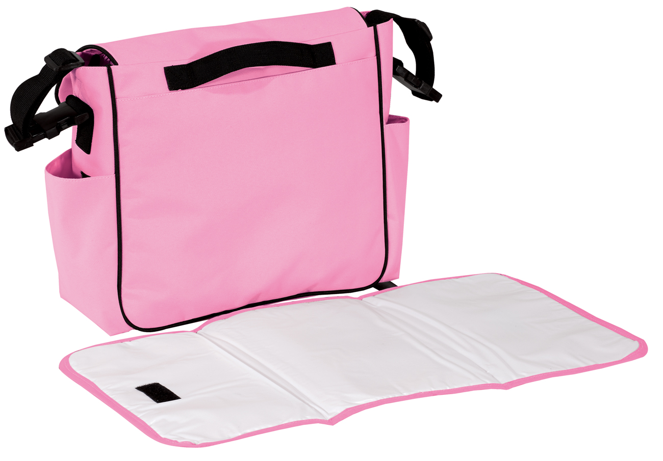 University Of Houston Diaper Bag Pink