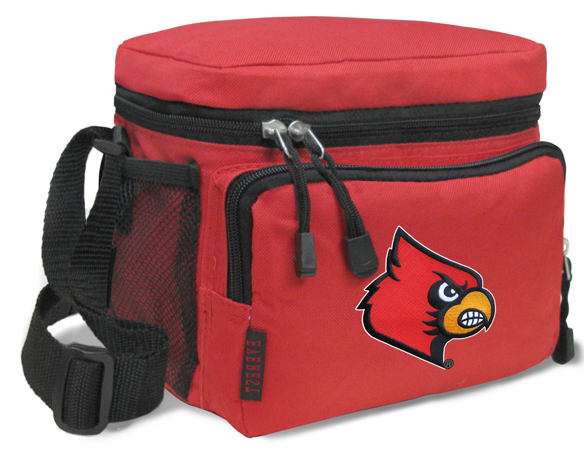 4695cfb8 University of Louisville Lunch Bags Louisville Cardinals Lunch Totes