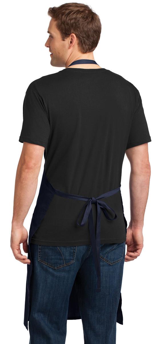 Broad Bay United States Navy Apron Large Mens Womens US Navy Logo Gift Idea