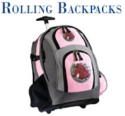 Rolling Wheeled Backapacks