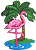 Florida Flamingos Design Gifts