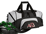Small Alpha Gamma Delta Gym Bag or Small AGD Sorority Duffel
