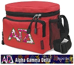 Alpha Gamma Delta Lunch Bags AGD Lunch Totes