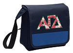 Alpha Gamma Lunch Bag Tote