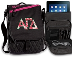 Alpha Gamma Tablet Bags & Cases Pink