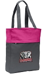 Alabama Tote Bag Everyday Carryall Pink