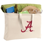 University of Alabama Jumbo Tote Bag