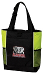 Alabama Tote Bag COOL LIME